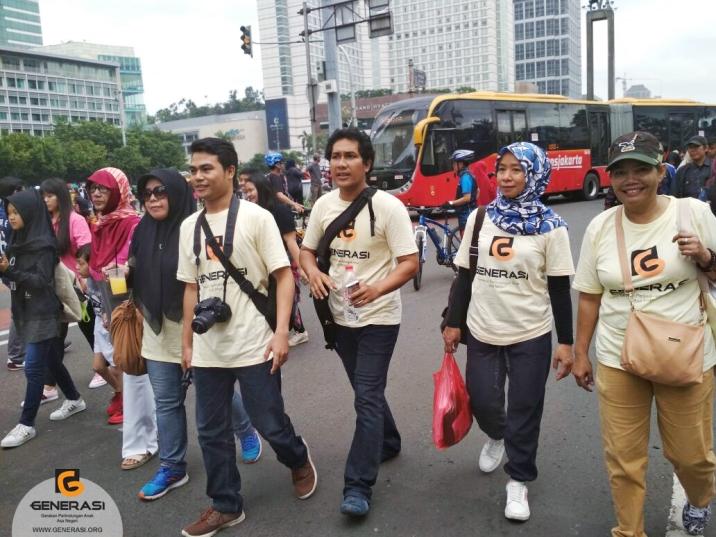 Aksi Perlindungan Anak GENERASI 6