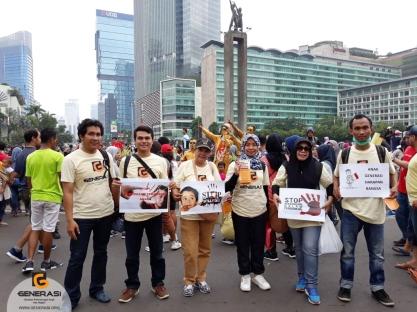 Aksi Perlindungan Anak GENERASI 7