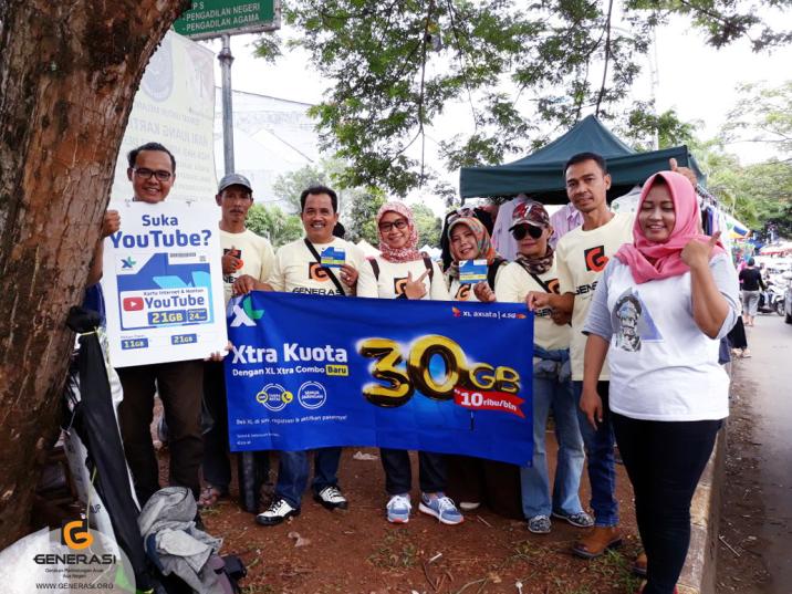 Sosialisasi Lembaga Perlindungan Anak Generasi Indonesia